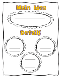 4th grade main idea multiple choice worksheets 4th grade