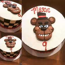 five nights at freddy u0027s cake by sweet traditions