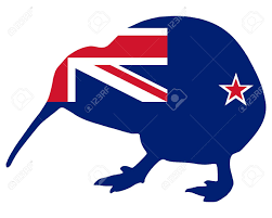 Flag New Zealand Kiwi Clipart New Zealand Pencil And In Color Kiwi Clipart New