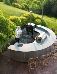 outdoor kitchen island designs exceptional outdoor kitchens island with half kitchen