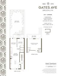 Terminal 5 Floor Plan by Two Pricey Bed Stuy Condo Buildings Launch Sales Curbed Ny