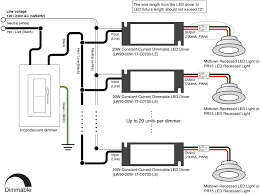 wiring diagram for led ceiling lights circuit and schematics diagram