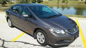 2014 used honda civic sedan low miles clean history fully