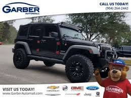 2011 jeep wrangler unlimited price pre owned 2011 jeep wrangler unlimited sport suv in green cove
