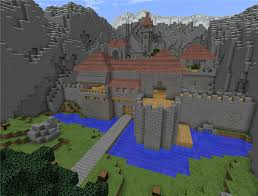 siege minecraft castle siege map