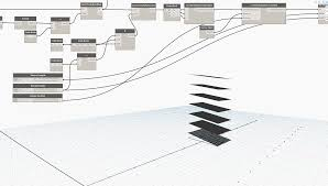 10 models in 4 hours dynamo bim dynamo studio then generated geometries for the garage the rules kept the process focused on practical options with the vdc team reviewing and choosing