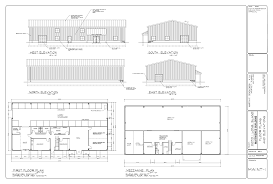 Elevation Floor Plan Site Plans M1 Long Island Ny