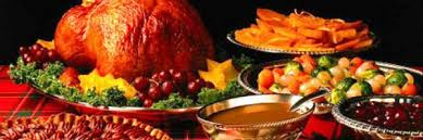 thanksgiving top 5 memorable food collider