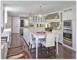 white kitchens with islands white kitchen islands with seating home design ideas