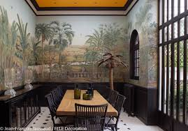 Salle A Manger Bois Exotique by