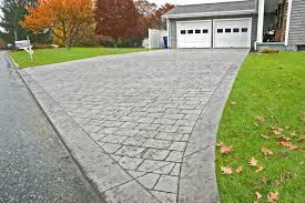 Decorative Concrete Kingdom Stamped Concrete Driveway Houzz