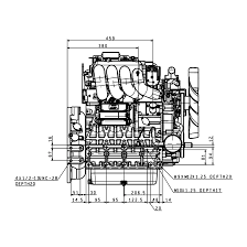 kubota gas engines for sale