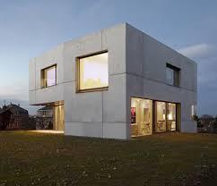 concrete home designs minimalist in germany modern concrete house