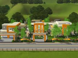 the sims 3 apk mod mod the sims the grand retreat a modern mansion