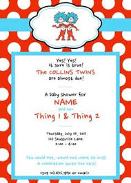 thing 1 and thing 2 baby shower baby shower invitation free dr seuss themed baby shower printable