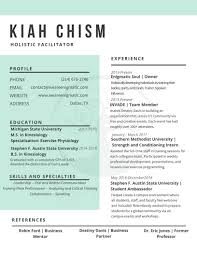 Facilitator Resume Resume U2014 Enigmatic Soul
