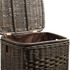stylish laundry hampers furniture clothes hampers at walmart wicker laundry hamper