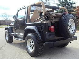 Jeep Wrangler Waterproof Interior Highland Motors Chicago Schaumburg Il Used Cars Details