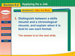 read to learn how to prepare for and complete a job application