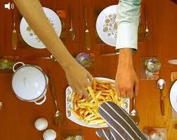 jeux de cuisine frite carotte et le yaourt