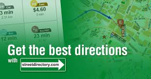 Map My Walk Route Planner by Singapore Driving Directions U0026 Route Planner