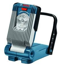 bosch gli18v 420b bare tool 18v lithium ion led work light
