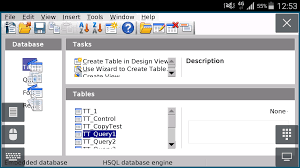 openoffice for android andropen office openoffice for android database is