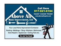 above all home improvements llc home improvement morganville