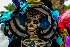 day of the dead masks day of the dead oaxaca mexico tours geckos adventures us