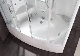 aston 59 inch whirlpool bathtub and steam shower enclosure