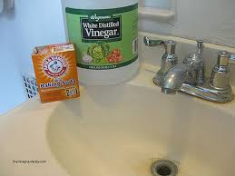 clogged bathroom sink baking soda vinegar bathroom sink faucet luxury unclog bathroom sink baking soda