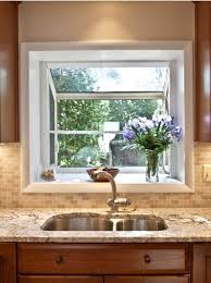 kitchen bay window ideas lush cooking insert bay window ideas kitchen garden window