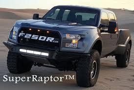 Ford Raptor Zombie Apocalypse - super raptor f250 trophy truck for the desert superraptor by