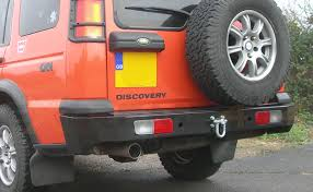 discovery 2 rear light conversion discovery 2 rear bumpers