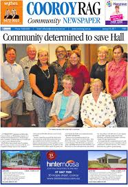 cooroy rag april 27 2016 by brenda gladwood issuu