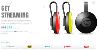 chromecast black friday target the chromecast is one of google u0027s most underappreciated products