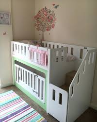 Loft Bed With Crib Underneath Bunk Beds Loft Beds Crib Bunk Bed Combo Bunk Bed With Stairs