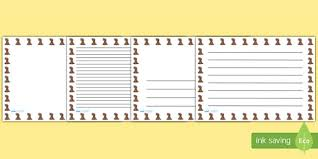 volcano page borders pack portrait page borders page border