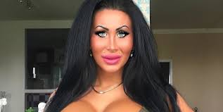human barbie doll eyes this u0027real life barbie u0027 is on a quest for the biggest in
