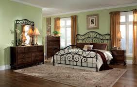 furniture cool modern metal bed allatlhomes amazing metal