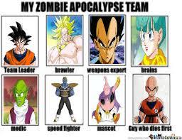 My Zombie Apocalypse Team Meme Creator - my zombie apocalypse team by thor1964 meme center