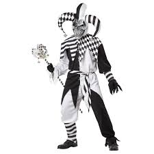 evil woman halloween costume nobody u0027s fool evil jester costume mens scary halloween