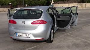 2007 seat leon 1 9 tdi reference 5dr 105 bhp lhd for sale in spain