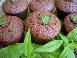 vervenne cuisine cuisine sauvage muffins choco verveine