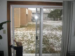 Lock Sliding Patio Door Sliding Door Child Lock 4 Steps