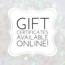 online gift certificates the gift of beauty this it s not cheap to beautiful