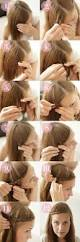 Easy Hairstyle Tutorials For Long Hair by 15 Braided Bangs Tutorials Cute Easy Hairstyles Pretty Designs