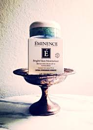 eminence spf 30 bright skin moisturizer review u2014 cass u0026 merlune