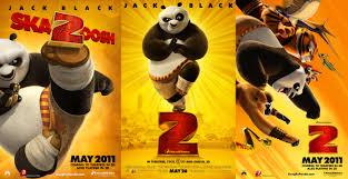 kung fu panda 2 poster wallpaper
