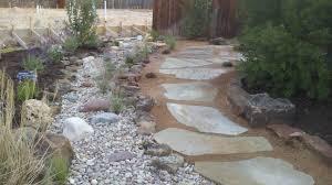 24 best images of landscape drainage path ideas pea gravel